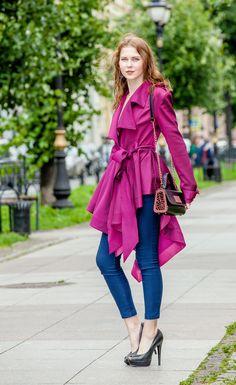 Яркий и неповторимый плащ от #YanaShusterman подчеркнёт вашу индивидуальность!  #fashion #fashionable #instafashion #fashiondiaries #fashionstyle #fashionstudy #fashionblogger #outfit #shoes #highheels #heels  #ArtBoutiqueMancini ул. Фурштатская, д. 19. Режим работы: 11:00-22:00 ☎️ 8(812) 273 31 13