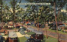 Bradenton Tourist Camp Florida