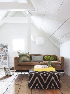 Come scegliere il pavimento perfetto per la vostra #mansarda