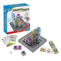 ThinkFun - Gravity Maze