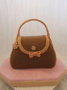 Handbag cake for mother's day