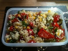 My Slimming World Journey: Slimming World Cous Cous for lunch