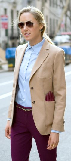 The Classy Cubicle: Pre-Fall Palette