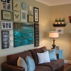 Charmant Living Room Plates Design, Pictures, Remodel, Decor And Ideas /Houzz