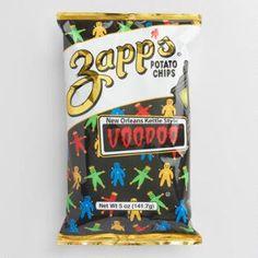 Zapp's Voodoo Potato Chips