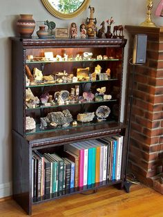 this would great for the rocks and minerals I want to display