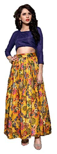 Khazanakart Yellow Printed Bhagalpuri Designer Semi Stitc... http://www.amazon.in/dp/B01GOIDLJ8/ref=cm_sw_r_pi_dp_J6yvxb03TY91X
