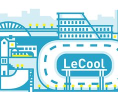 """Check out new work on my @Behance portfolio: """"LeCool Roma Cover WebSite Illustration"""" http://be.net/gallery/47697739/LeCool-Roma-Cover-WebSite-Illustration"""
