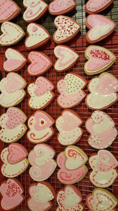 Yummy Treats, Tasty, Sugar, Cookies, Baking, Desserts, Food, Biscuits, Bread Making