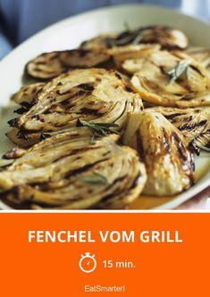 Fenchel vom Grill - smarter - Zeit: 15 Min. | eatsmarter.de