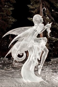 Any ice sculpture event!