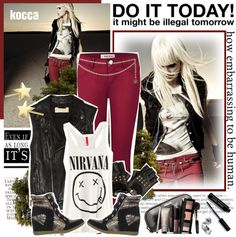 """""""do it today!!!!"""" by diana1990 ❤ liked on Polyvore"""
