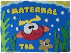 Professor, Welcome Background, Crafts For Children, Wreaths, Backgrounds, Creativity, Peso De Porta, Under The Sea, Jelly Beans