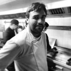 Roberto Martín, Chef at eMciMa (Flannigan) & at Zelebri.com