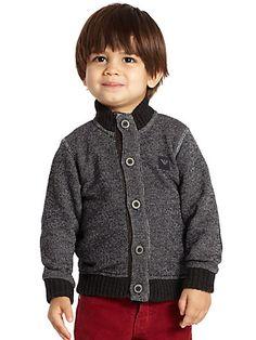 Armani Junior - Toddler's & Little Boy's Bomber Jacket
