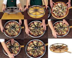 The perfect Pizza slice
