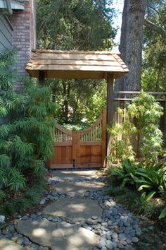 Stanford Garden - asian - landscape - san francisco - Richard Kramer