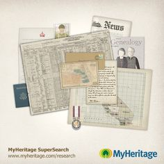 The folks at MyHeritage (the sponsor of this newsletter) have added millions of new records to the service. According to the MyHeritage Blog: We're happy to announce that we've just added millions ...