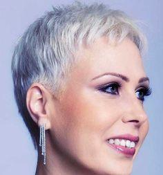 Frauen mit dünnen und feinen Haaren aufgepasst! Diese 10 Kurzhaarschnitte sind speziell für Euch geeignet! - Seite 2 von 11 - Neue Frisur