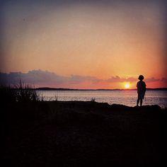 Take Me Away... to #sunset #fishing! #TMA #Savannah #ExploreGA