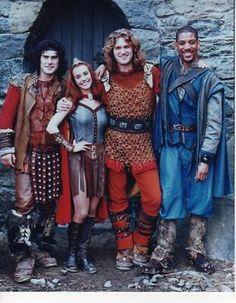 Les Chevaliers De Tir Na Nog : chevaliers, Mystic, Knights, Ideas, Mystic,, Knight,, Power, Rangers