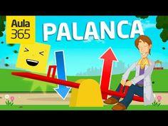 ¿Cómo Funcionan las Palancas? | Videos Educativos para Niños - YouTube Social Science, Videos, Inventions, Logos, Confusion, Youtube, Simple Machines, Science Area, Modern Cross Stitch