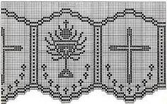 crochet altar cloth patterns - Bing images