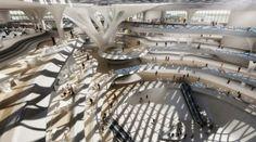Zaha Hadid Architects построят технопарк в Москве