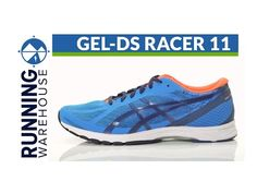 Shoe Previews: Asics Hyperspeed 7 and Asics DS Racer 11