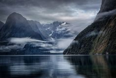 Milford Sound. In my own back yard but not been there yet!