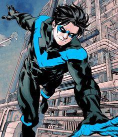"""nytewing: """"Nightwing #14 """""""