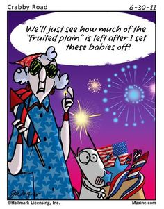 maxine 4th of july