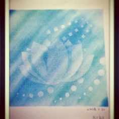ハンドメイド:奈良でパステルアートインストラクターをしていますkikiです。 パステルアートです(✿╹◡╹)