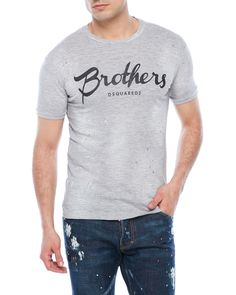 Dsquared2 Brothers Tee