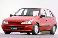Daihatsu Charade 1300 EFI (G112) '1988–89