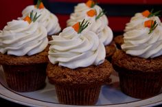 Mini Carrot Cakes from our favorite brunch spot - Waves of Grain! Click through to learn about their bakery, and how to get a special coupon from them for our Portland shop!