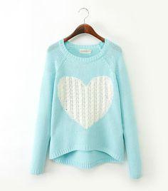 Love Design Twist The Leisure Knitting Women Sweater on Luulla
