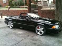 Foxbody Wheel Picture Thread - Page 187 - Ford Mustang Forums Mustang Forum Ford Mustang Forum, Fox Body Mustang, Mustang Cobra, Astro Van, Mercury Capri, Ford Mustang Convertible, Classic Mustang, Hot Cars, Muscle Cars