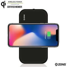MP3 & MP4 Player Accessories Portable Bluetooth Speaker Wireless Charger Power