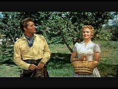 Oklahoma! is a 1955 musical film based on the 1943 musical play Oklahoma!, written by composer Richard Rodgers and lyricist/librettist Oscar Hammerstein II and starring Gordon MacRae and Shirley Jones (in her film debut)