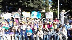 Brusciano, 27 apr. - Il15 e 16 aprile 2016 giovani, studenti e insegnantiprovenienti da tutte le regioni italianesi sono dati appuntamento ad Assis...