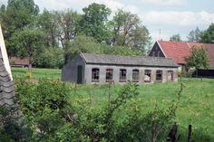 Kippenhok bij Wesselink 1992