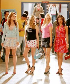 10 Reasons Why Mean Girls Is Legendary #refinery29  http://www.refinery29.com/2014/04/67142/mean-girls-10th-anniversary