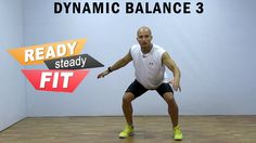 Get Ready To Work Out || Dynamic Balance || Hopping Exercises || Part 3