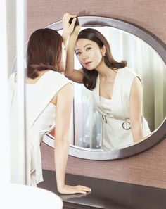 Kim Hee Ae - Cosmopolitan Korea, May 2016