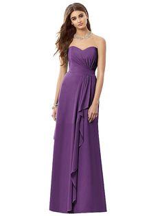 After Six Bridesmaid Dress 6684 http://www.dessy.com/dresses/bridesmaid/6684/?color=amethyst&colorid=1#.VjPaxrxrLHg