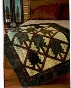 In The Pines Quilt Pattern | eBay