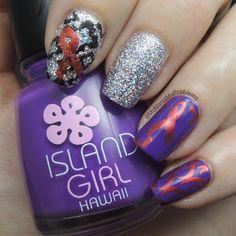Island Girl, Born Pretty Store, Plate 26, Color Club