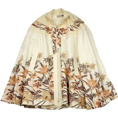 Mariomi Теплое пончо на синтепоне ❤ liked on Polyvore featuring outerwear, coats, jackets, cape, women, beige cape coat, cape coat and beige coat