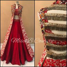 All Fired Up, lehenga by MischB Couture Indian Lehenga, Indian Gowns, Indian Attire, Indian Wear, Indian Wedding Outfits, Indian Outfits, Lehnga Dress, Lehenga Designs, Indian Designer Outfits